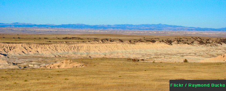 Pine Ridge and Badlands